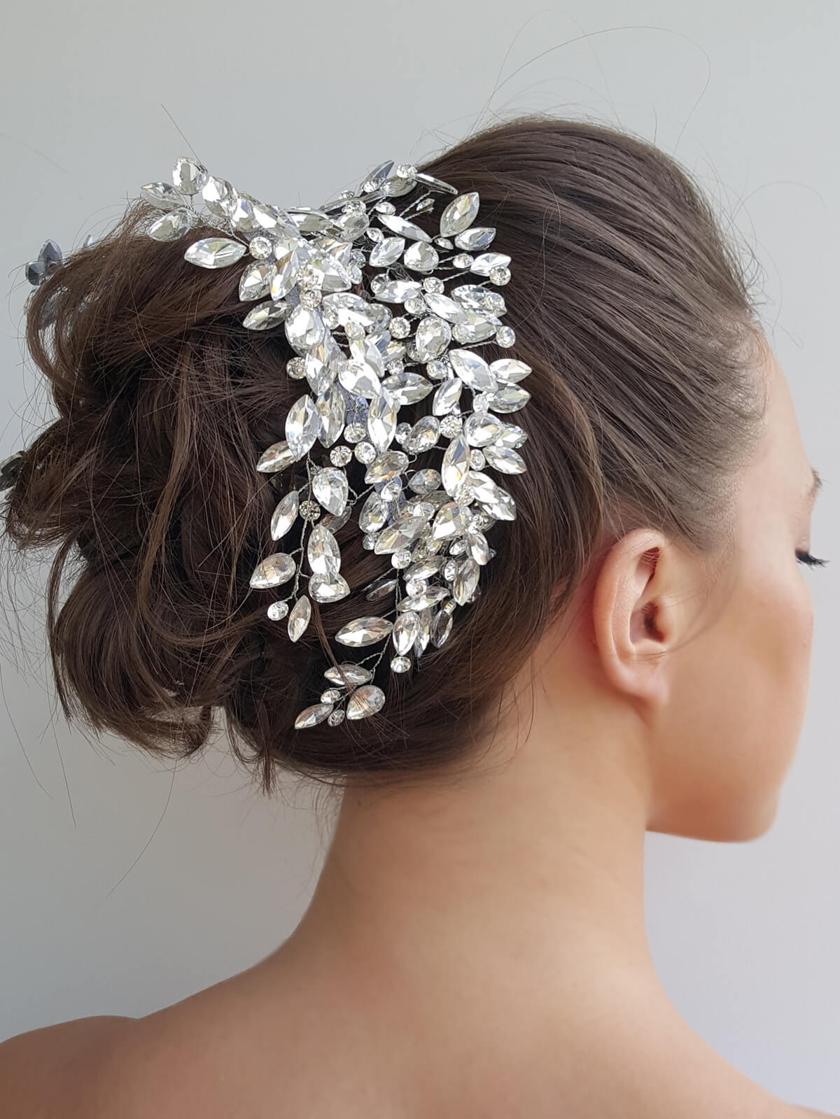 Hairband Wedding 144a