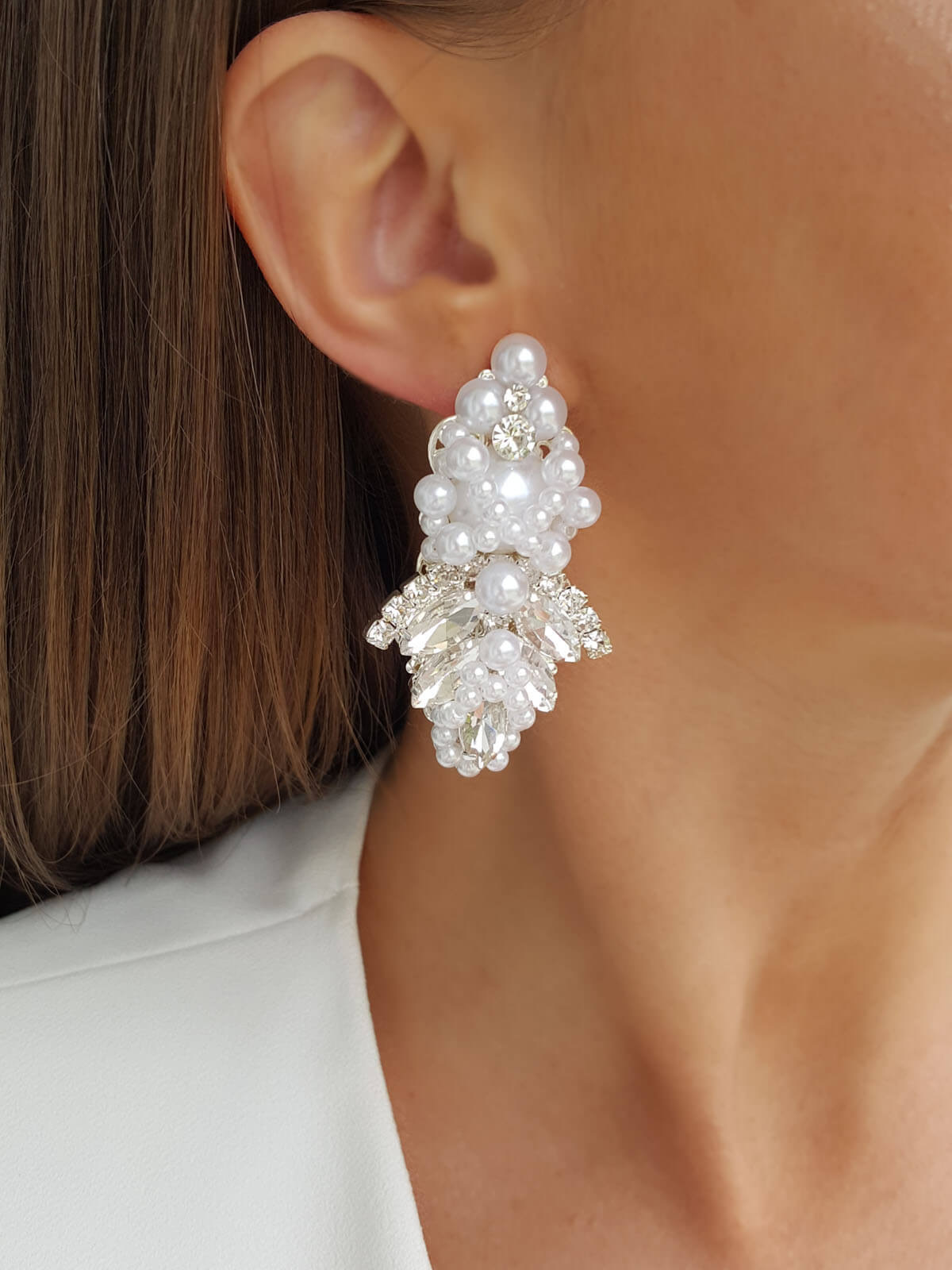 Earrings Wedding 81a