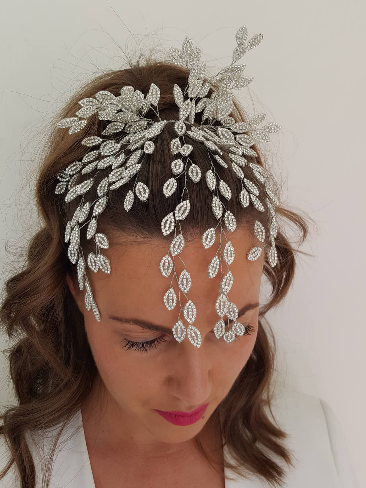 Hairband Wedding 11a