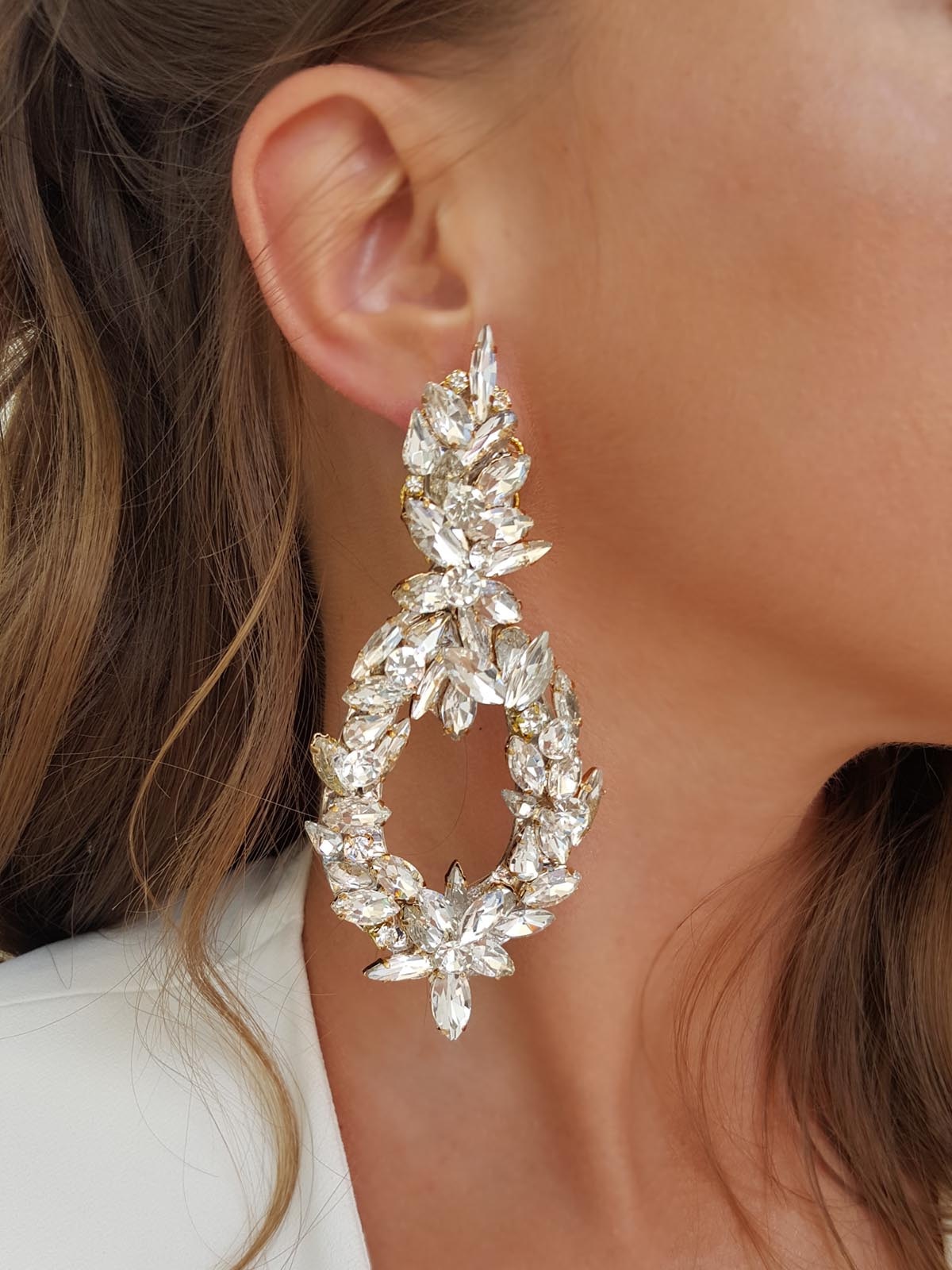 Earrings Coctail 186a
