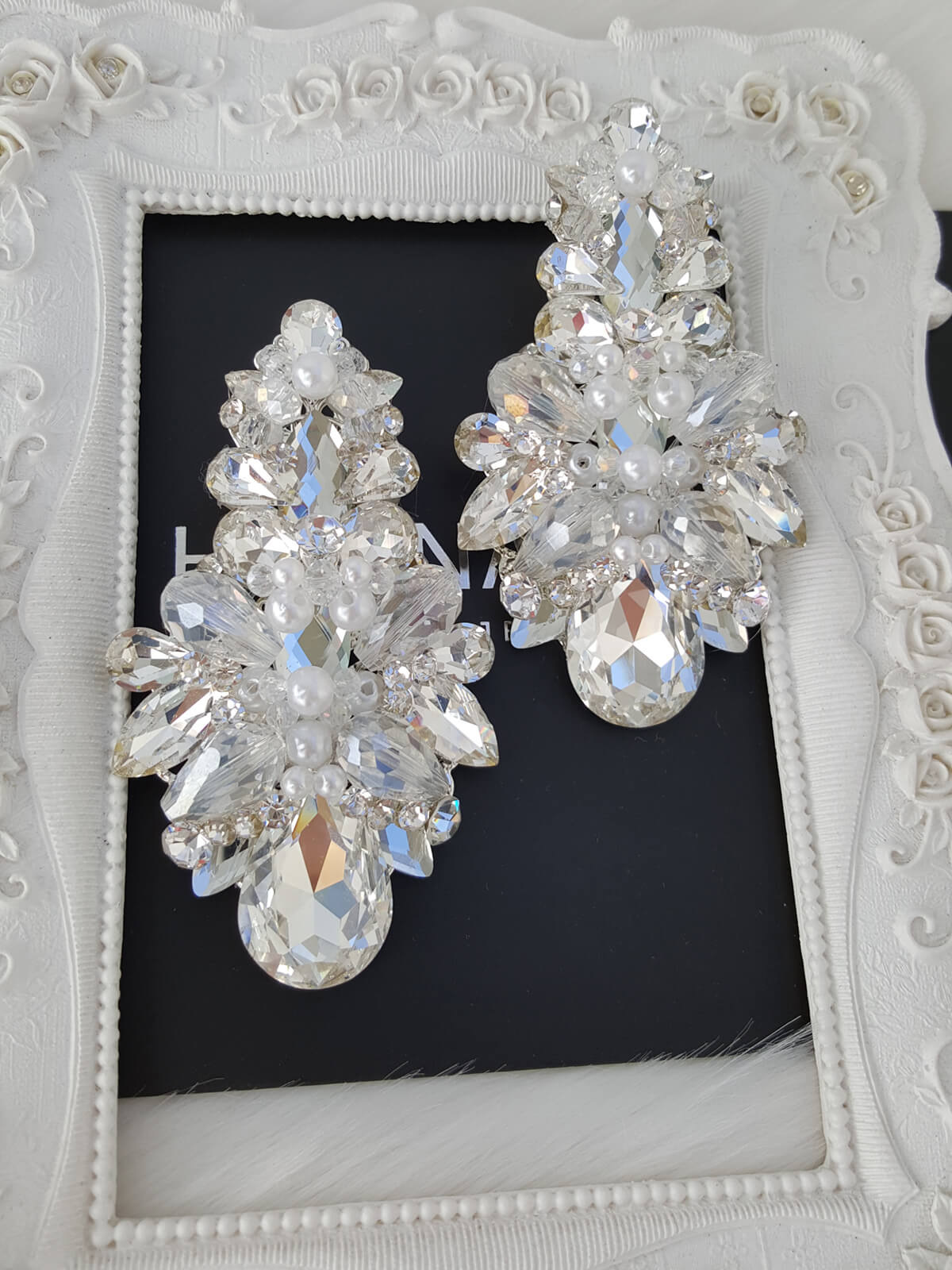Wedding Earrings 348