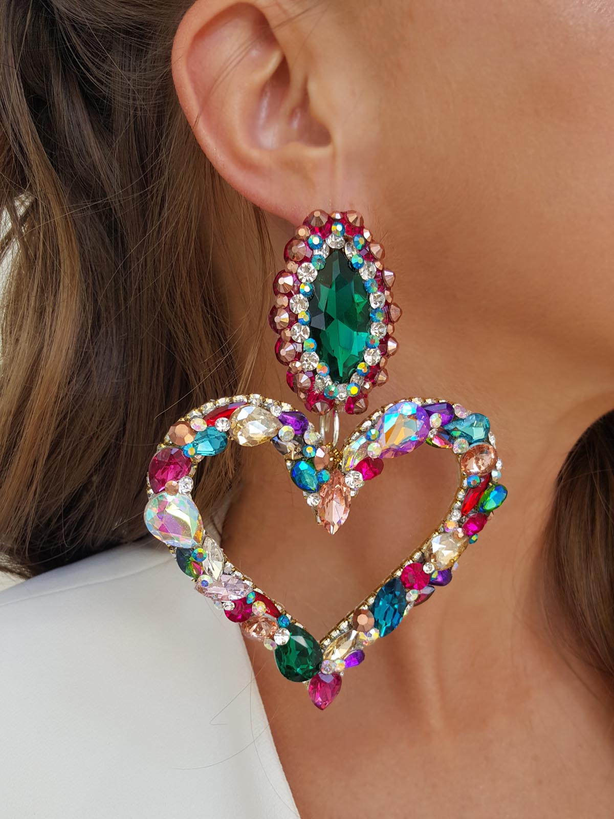 Earrings Coctail 147a