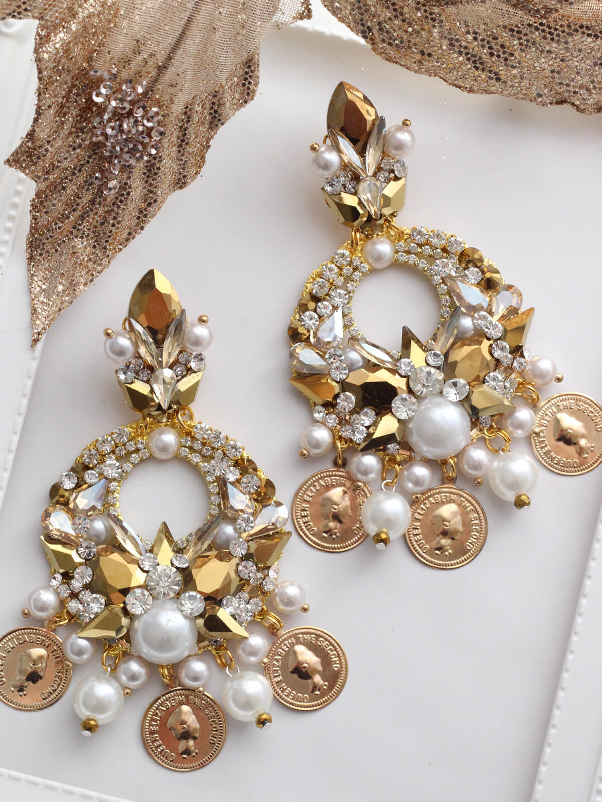 Earrings Coctail 329a