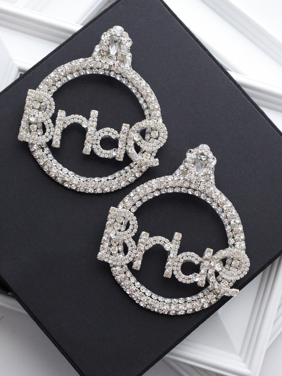 Earrings Wedding 203