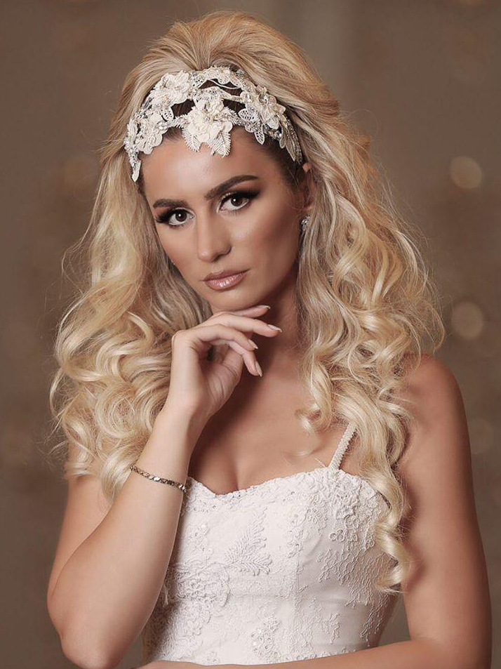 Hairband Wedding 110v