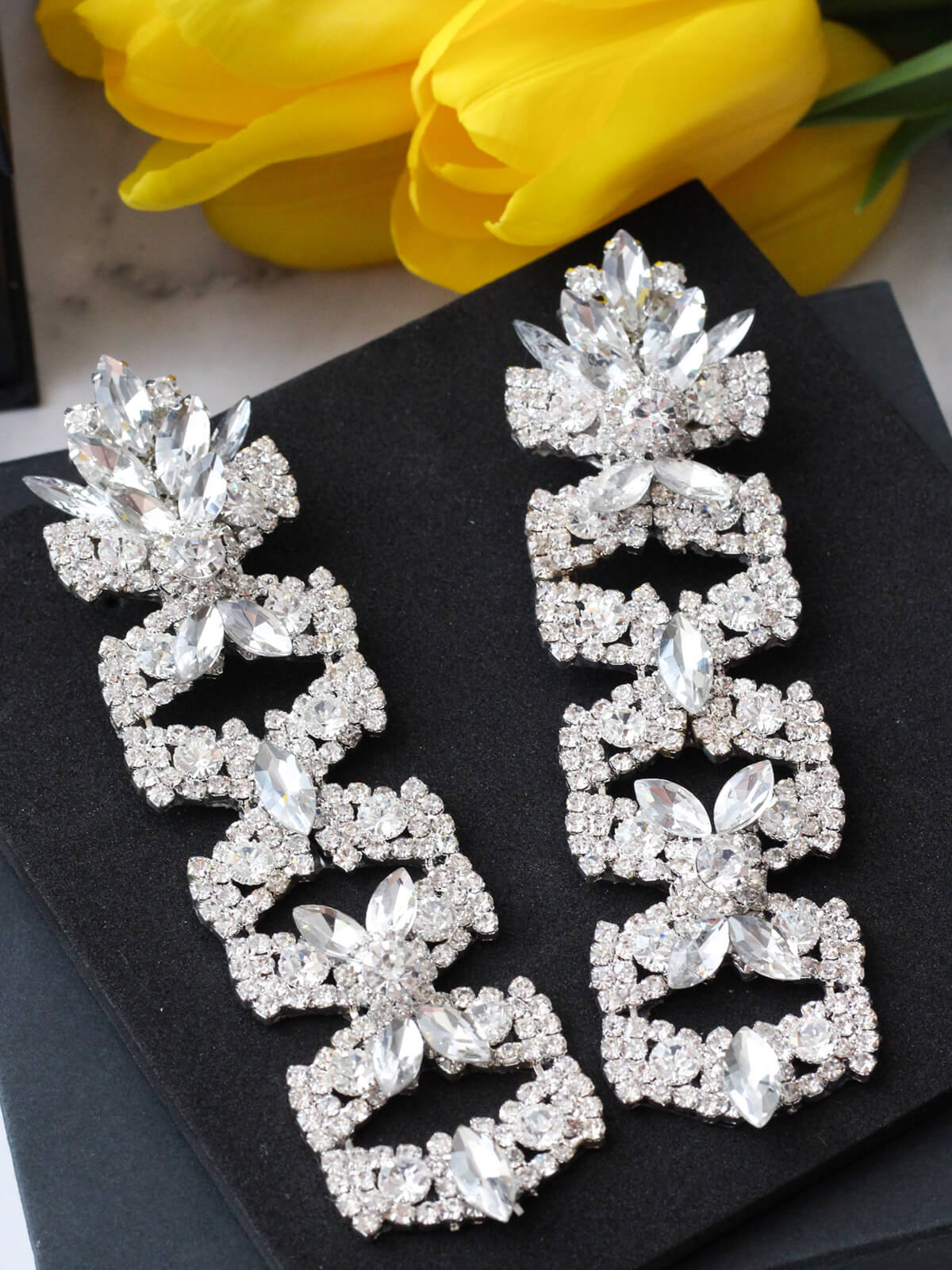 Earrings Wedding 447a