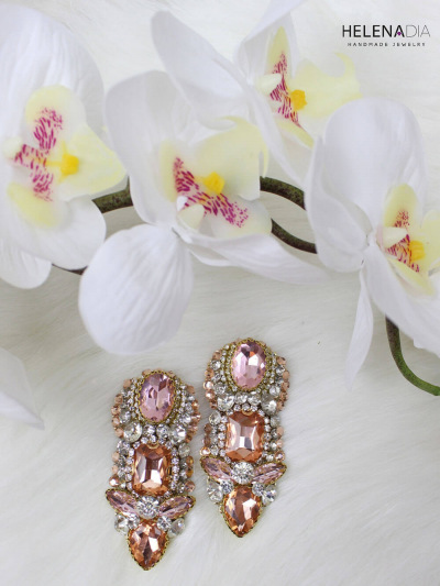 Crystal Earrings 232