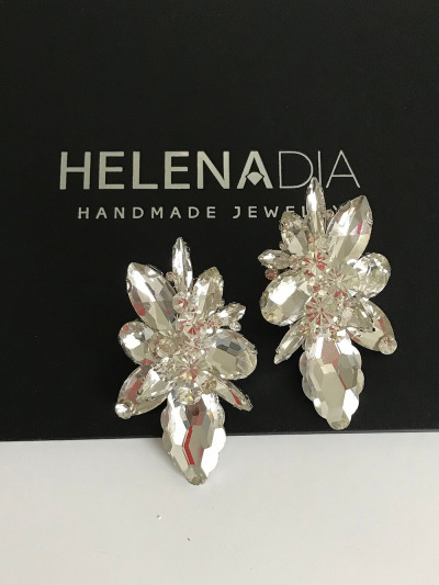 Crystal Earrings 234