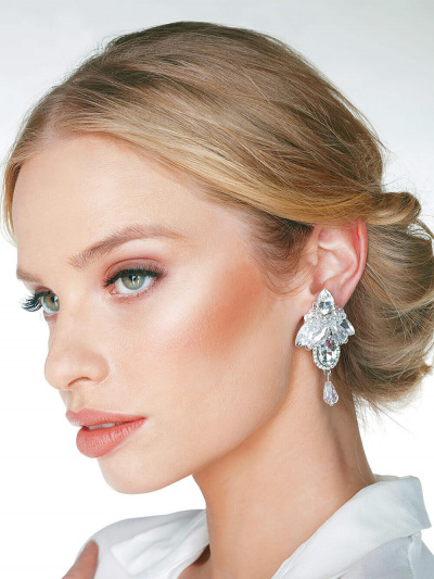Wedding Earrings 272a