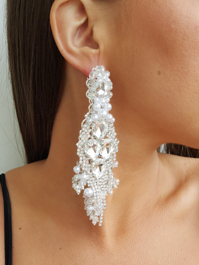 Wedding Earrings 286