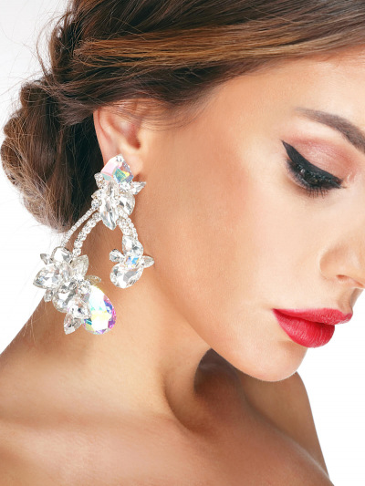 Crystal Earrings 288