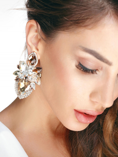 Crystal Earrings 289