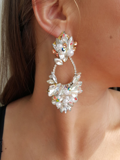 Wedding Earrings 299