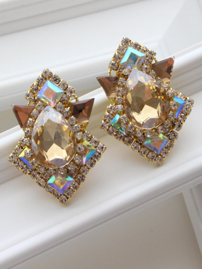 Crystal Earrings 320