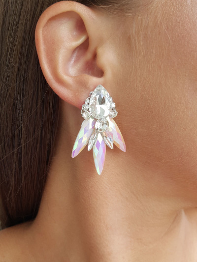 Crystal Earrings 368