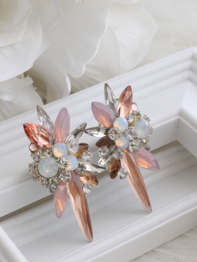 Crystal Earrings 369