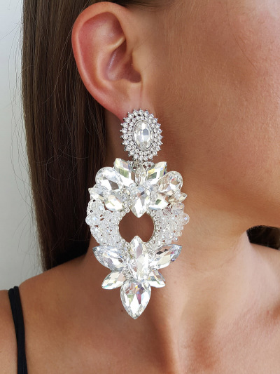 Crystal Earrings 403