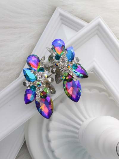 Crystal Earrings 411