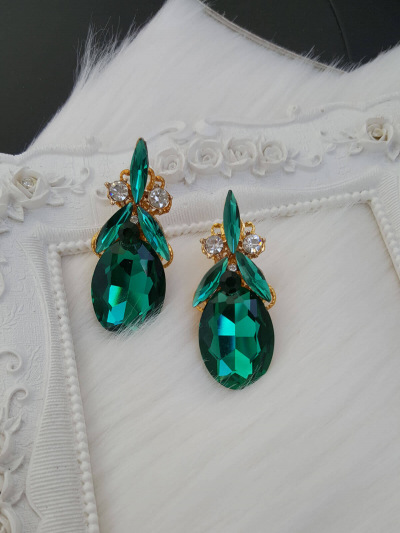 Crystal Earrings 507 (1)