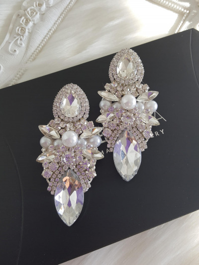 Wedding Earrings 337a