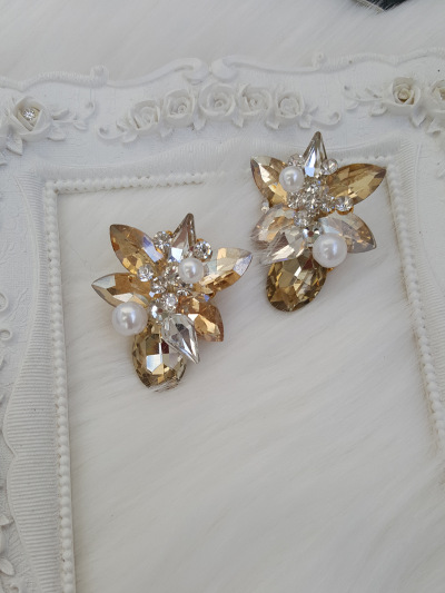 Wedding Earrings 342
