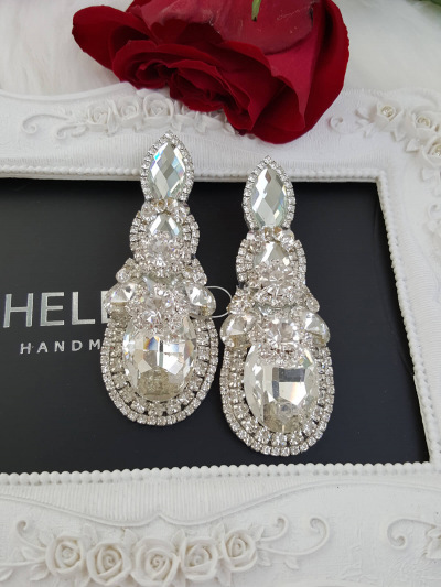 Crystal Earrings 514