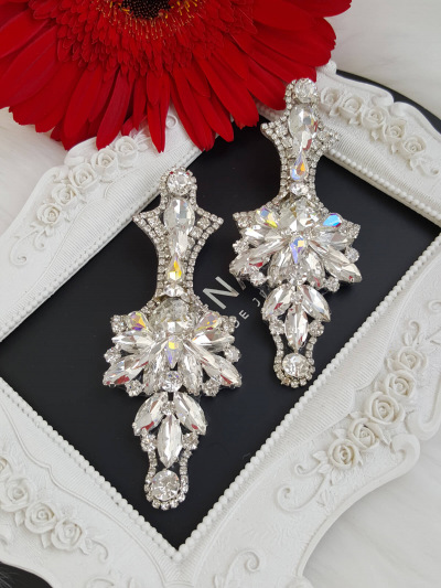 Crystal Earrings 518