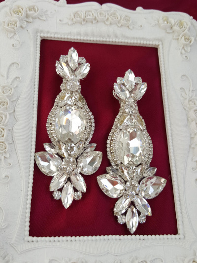Crystal Earrings 521