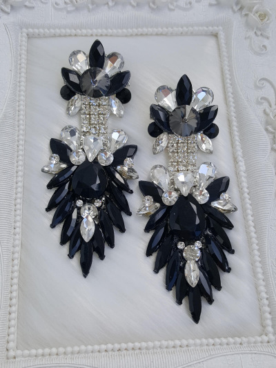 Crystal Earrings 579