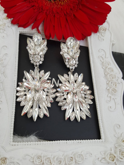 Wedding Earrings 346