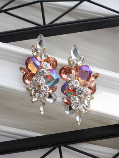 Crystal Earrings 627