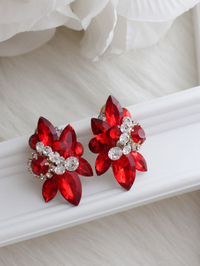 Crystal Earrings 630