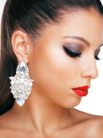 Wedding Earrings 359
