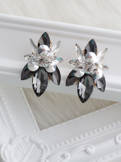 Crystal Earrings 655