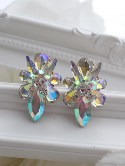Crystal Earrings 665