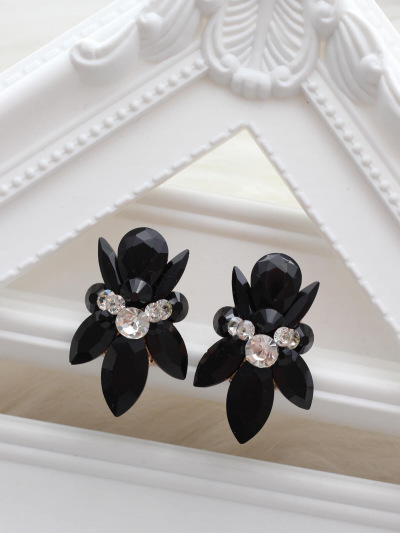 Crystal Earrings 671