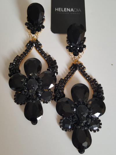 Crystal Earrings 705
