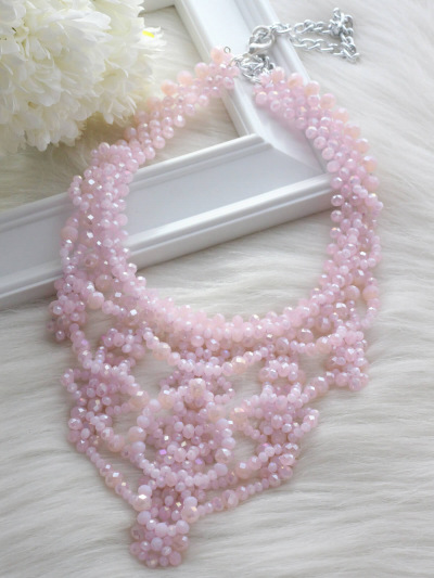 Crystal Necklace 107