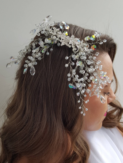 Hairband Wedding 116