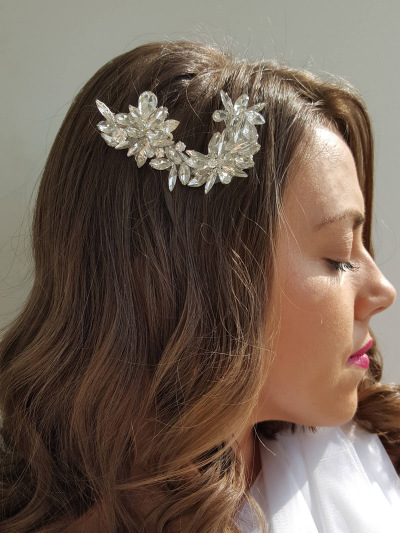 Hairband Wedding 123