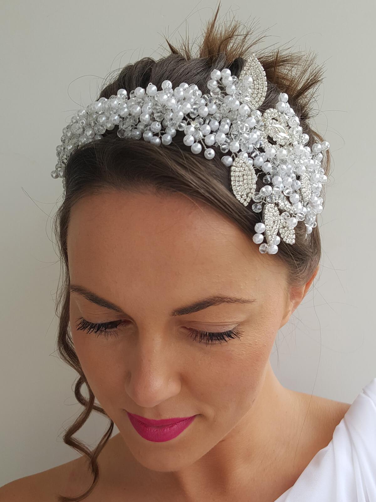 Hairband Wedding 138