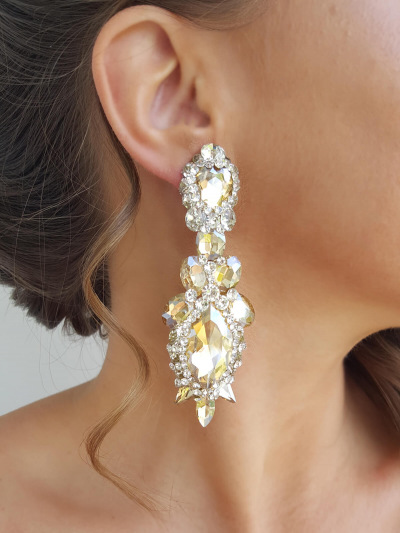 Earrings Wedding 15