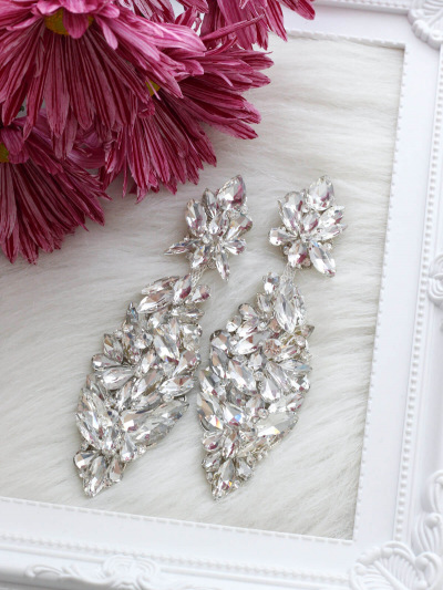 Earrings Wedding 70