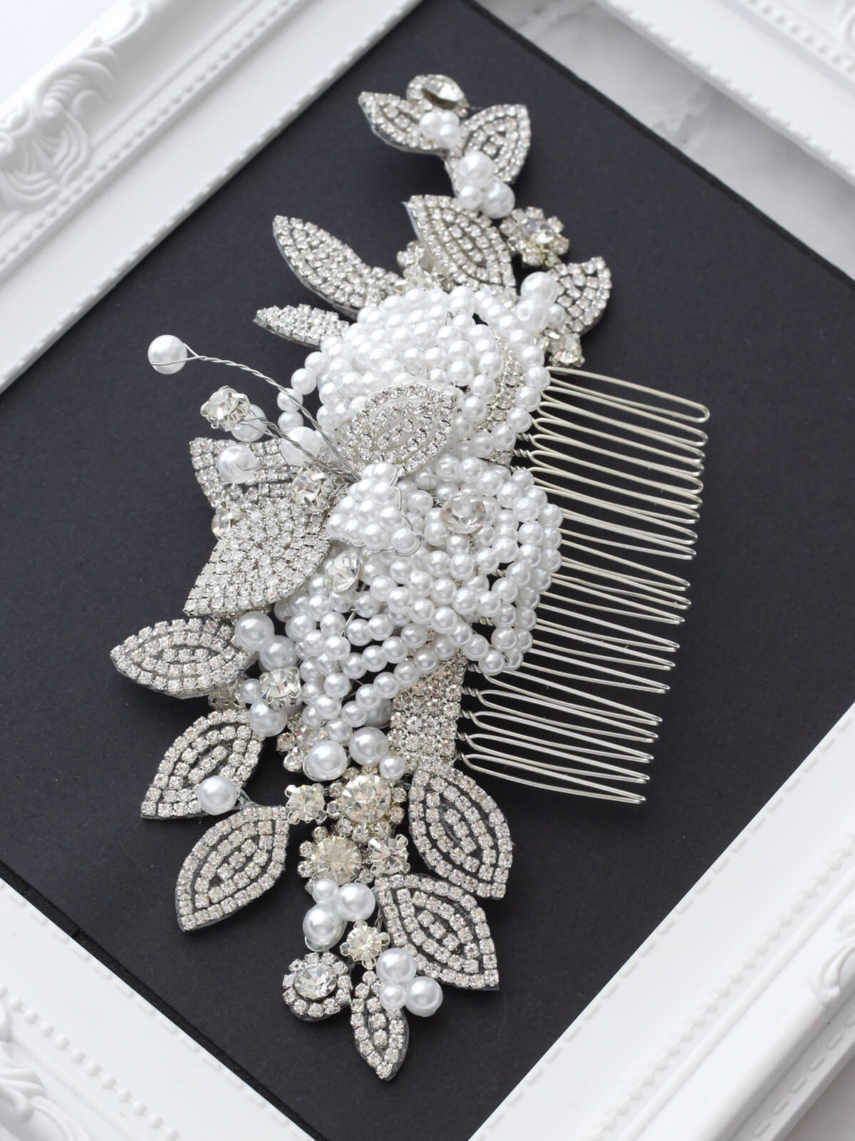 Hairband Wedding 10