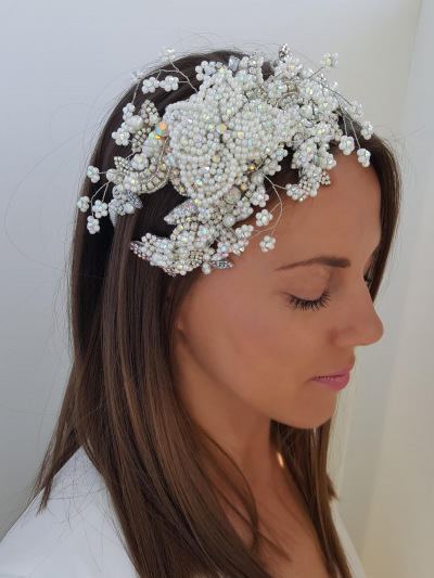 Hairband Wedding 9