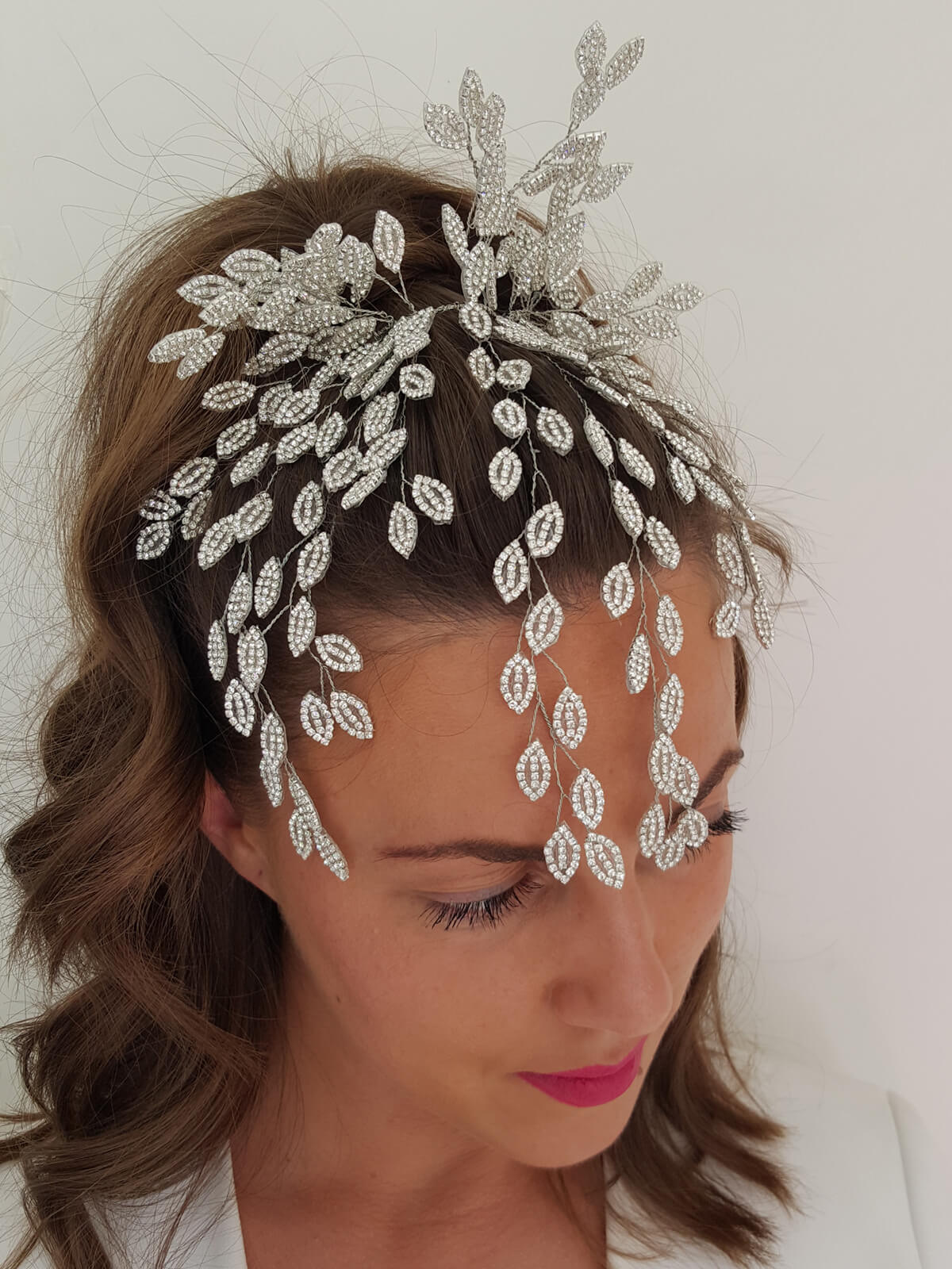 Hairband Wedding 11