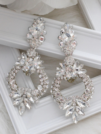 Earrings Wedding 179
